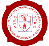 Provincial Grand Lodge of Devonshire Coat of Arms