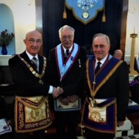 Field appointment for W.Bro. Robin Thorp