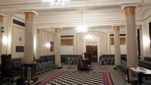 Grand Lodge MMM Website