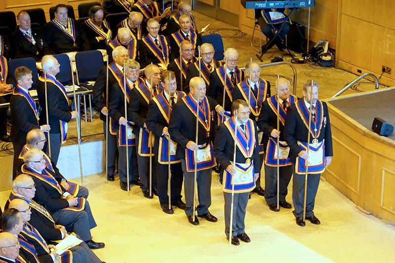 Provincial Grand Lodge - 002